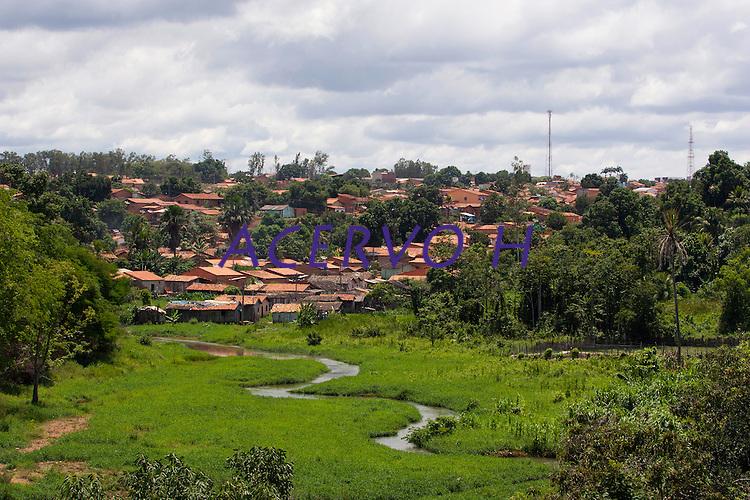Periferia de da cidade a beira da BR 010 , Bel&eacute;m-Bras&iacute;lia.<br /> A&ccedil;ail&acirc;ndia, Maranh&atilde;o, Brasil.<br /> Foto Paulo Santos<br /> 05/11/2011