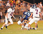 Image from the St. Martin's Episcopal School 48-7 win over Ascencion Episcopal in Lafayette, LA.
