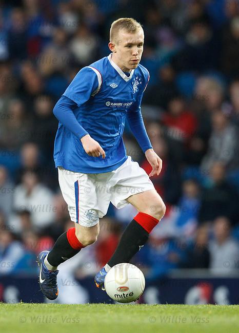 Darren Ramsay, Rangers