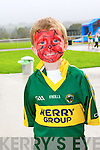 Paschal Buckley at the official opening of John Mitchels GAA Sports Complex on Sunday.