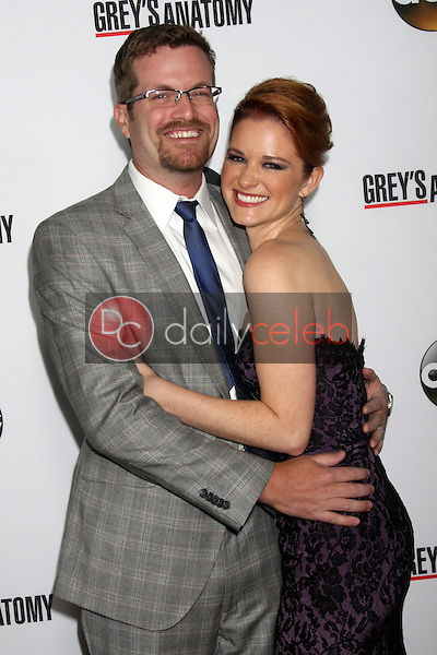 Peter Lanfer, Sarah Drew<br />