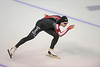 SPEEDSKATING: CALGARY: Olympic Oval, 25-02-2017, ISU World Sprint Championships, 1000m Men, Laurent Dubreuil (CAN), ©photo Martin de Jong