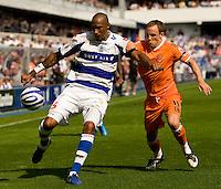 QPR V Blackpool 2009
