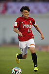 Michi Goto (Reds Ladies),  <br /> AUGUST 17,2014 - Football / Soccer : 2014 Nadeshiko League, between Urawa Reds Ladies 0-1 INAC KOBE LEONESSA at Urawakomaba Stadium, Saitama, Japan. (Photo by Jun Tsukida/AFLO SPORT)