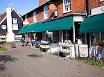 Village shop and post office, Orford, Suffolk, England