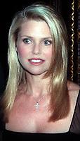 Christie Brinkley, 1999, Photo By Michael Ferguson/PHOTOlink