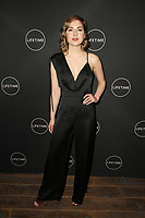 WEST HOLLYWOOD, CA - JANUARY 9: Sarah Dugdale, at the Lifetime Winter Movies Mixer at Studio 4 at The Andaz Hotel in West Hollywood, California on January 9, 2019. Credit:Faye Sadou/MediaPunch