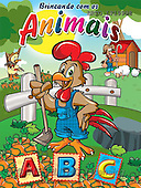 Alfredo, CUTE ANIMALS, books, paintings, BRTOLP19998,#AC# Kinderbücher, niños, libros, illustrations, pinturas
