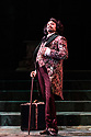 English Touring Opera presents PATIENCE, by Gilbert & Sullivan, at the Hackney Empire, prior to its UK tour. Picture shows: Ross Ramgobin (Grosvenor).