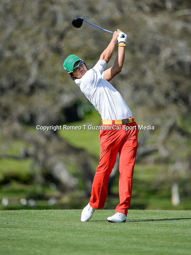 March 20, 2014 - Orlando, FL, U.S: Rio Ishikawa on #16 tee  during first round golf action of the Arnold Palmer Invitational presented by Mastercard held at Arnold Palmer's Bay Hill Club & Lodge in Orlando, FL