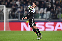 Mattia De Sciglio of Juventus <br /> Torino 26/11/2019 Juventus Stadium <br /> Football Champions League 2019//2020 <br /> Group Stage Group D <br /> Juventus - Atletico Madrid <br /> Photo Andrea Staccioli / Insidefoto