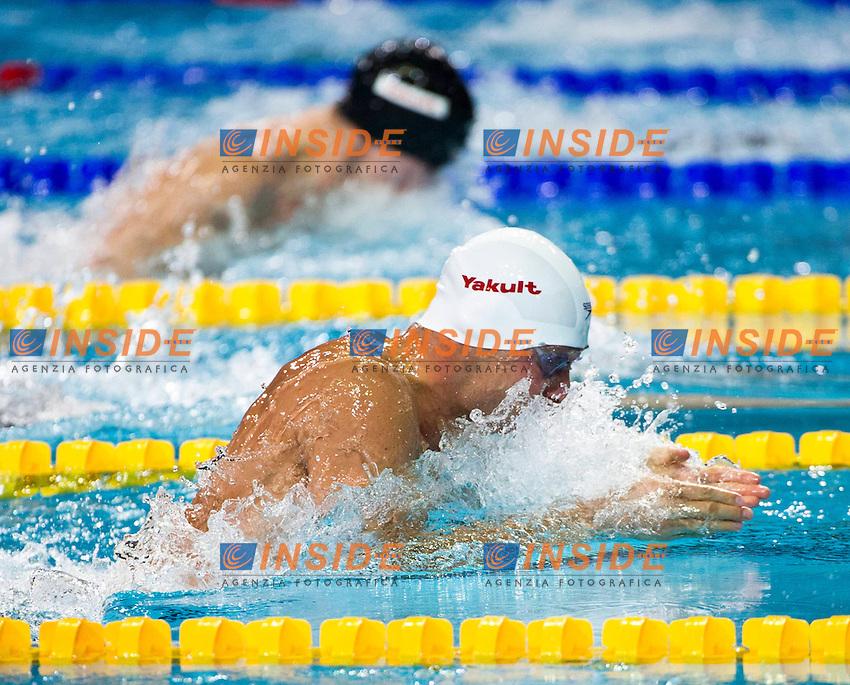 ALEXANDROV Mihail USA.Men's 50m Breaststroke.FINA World Short Course Swimming Championships.Istanbul Turkey 12 - 16 Dec. 2012.Day 04 Heats.Photo G.Scala/Deepbluemedia/Inside
