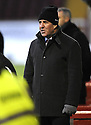 27/12/2008  Copyright Pic: James Stewart.File Name : sct_jspa12_motherwell_v_ICT.MOTHERWELL MANAGER MARK MCGHEE.James Stewart Photo Agency 19 Carronlea Drive, Falkirk. FK2 8DN      Vat Reg No. 607 6932 25.Studio      : +44 (0)1324 611191 .Mobile      : +44 (0)7721 416997.E-mail  :  jim@jspa.co.uk.If you require further information then contact Jim Stewart on any of the numbers above.........