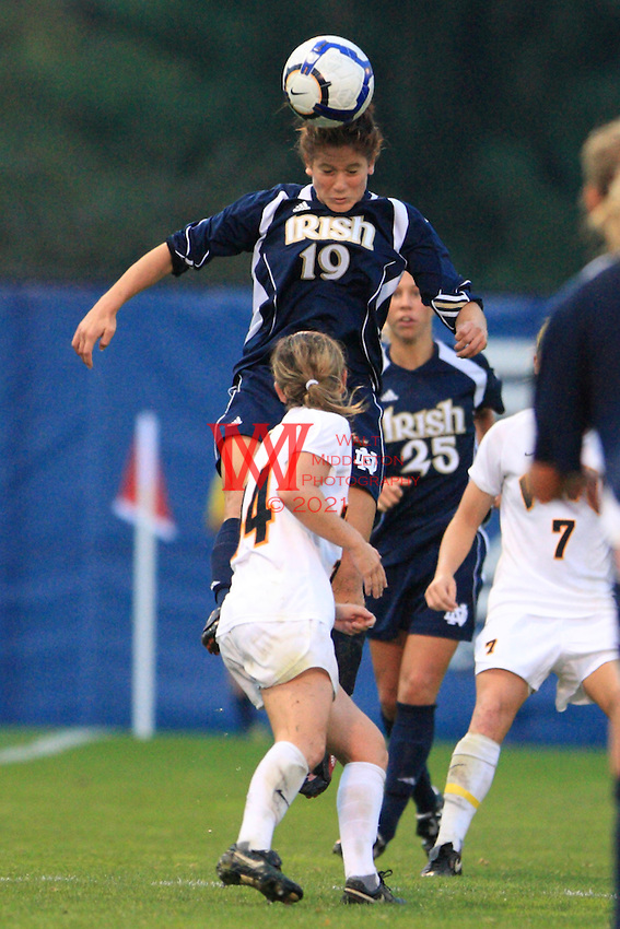 Notre Dame @ West Virginia University, October 2nd, 2009 WSOC..