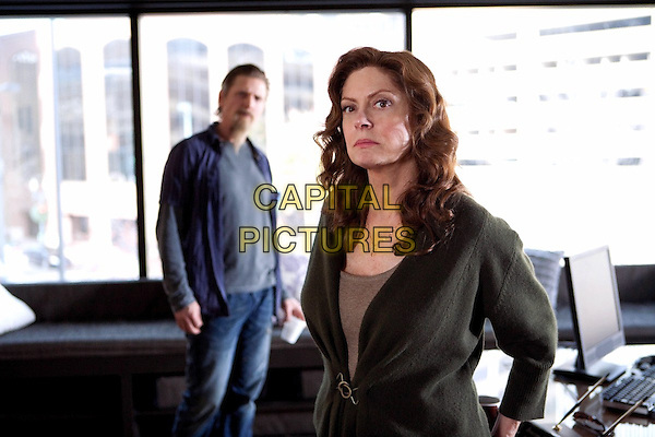 Barry Pepper, Susan Sarandon<br /> in Snitch (2013) <br /> *Filmstill - Editorial Use Only*<br /> CAP/NFS<br /> Image supplied by Capital Pictures