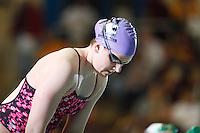2011 Women's Big Ten Swimming & Diving Thurs Finals (NW)
