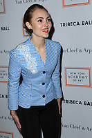 www.acepixs.com<br /> April 3, 2017  New York City<br /> <br /> AnnaSophia Robb attending the 2017 Tribeca Ball at the New York Academy of Art on April 3, 2017 in New York City.<br /> <br /> Credit: Kristin Callahan/ACE Pictures<br /> <br /> <br /> Tel: 646 769 0430<br /> Email: info@acepixs.com