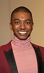 "Christian Dante White attends the ""My Fair Lady"" Re-Opening Celebration at the Vivian Beaumont Theatre on January 27, 2019 in New York City."