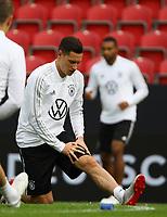Julian Draxler (Deutschland, Germany) - 10.06.2019: Abschlusstraining der Deutschen Nationalmannschaft vor dem EM-Qualifikationsspiel gegen Estland, Opel Arena Mainz