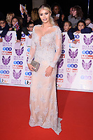 Cloe Sims<br /> at the Pride of Britain Awards 2017 held at the Grosvenor House Hotel, London<br /> <br /> <br /> &copy;Ash Knotek  D3342  30/10/2017
