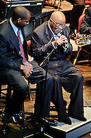 Clark Terry at Greater St. Louis Jazz Festival