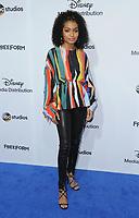 21 May 2017 - Burbank, California - Yara Shahidi. ABC Studios and Freeform International Upfronts held at The Walt Disney Studios Lot in Burbank. Photo Credit: Birdie Thompson/AdMedia