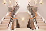 Imposing Staircase for Hackett & James