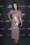 Michelle Lee, Editor In Chief of Allure Magazine, arrives at the 2017 Clio Awards in The Tent at Lincoln Center in New York City on September 27, 2017.