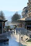 20080110 - France - Aquitaine - Pau<br /> LE CENTRE PIETONNIER DE PAU : LA PLACE CLEMENCEAU.<br /> Ref : PAU_035.jpg - © Philippe Noisette.