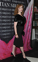 NEW YORK, NY - NOVEMBER 08: Christina Hendricks attend the release of Christian Siriano's  book 'Dresses To Dream About' at the Rizzoli Flagship Store on November 8, 2017 in New York City.  Credit: John Palmer/MediaPunch