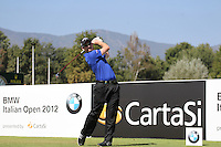 Garth Mulroy (RSA) during day 3 of the BMW Italian Open presented by CartaSi, at Royal Park I Roveri,Turin,Italy..Picture: Fran Caffrey/www.golffile.ie.