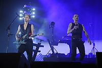 SEP 15 Depeche Mode In Concert