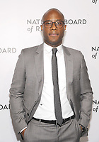 NEW YORK, NEW YORK - JANUARY 08: BaryJenkins attends the 2019 National Board Of Review Gala at Cipriani 42nd Street on January 08, 2019 in New York City. <br /> CAP/MPI/JP<br /> &copy;JP/MPI/Capital Pictures