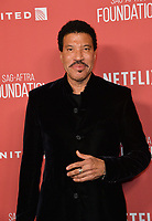 Lionel Richie at the SAG-AFTRA Foundation's Patron of the Artists Awards at the Wallis Annenberg Center for the Performing Arts. Beverly Hills, USA 09 November  2017<br /> Picture: Paul Smith/Featureflash/SilverHub 0208 004 5359 sales@silverhubmedia.com