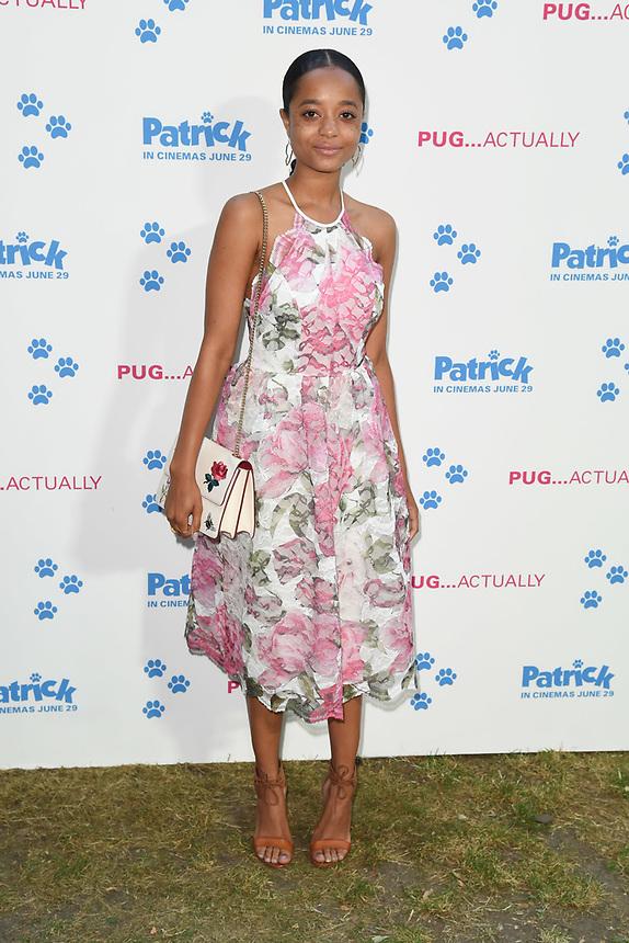 """Denise Ricketts<br /> arriving for the """"Patrick"""" UK premiere, London<br /> <br /> ©Ash Knotek  D3411  27/06/2018"""