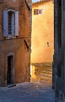 Evening Light, Gordes