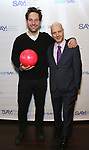 Paul Rudd and Taro Alexander attends the Paul Rudd hosts the Sixth Annual Paul Rudd All Star Bowling Benefit for (SAY) on January 22, 2018 at the Lucky Strike Lanes in New York City.