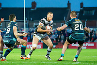 Picture by Allan McKenzie/SWpix.com - 10/05/2018 - Rugby League - Ladbrokes Challenge Cup - Featherstone Rovers v Hull FC - LD Nutrition Stadium, Featherstone, England - Dean Hadley.