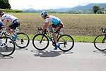 Nans Peters (FRA) AG2R La Mondiale during Stage 3 of the Route d'Occitanie 2019, running 173km from Arreau to Luchon-Hospice de France, France. 22nd June 2019<br /> Picture: Colin Flockton | Cyclefile<br /> All photos usage must carry mandatory copyright credit (© Cyclefile | Colin Flockton)