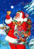 CHRISTMAS SANTA, SNOWMAN, WEIHNACHTSMÄNNER, SCHNEEMÄNNER, PAPÁ NOEL, MUÑECOS DE NIEVE, paintings+++++,KL5456V,#X#