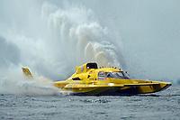 "Jerry Hopp, GP-15 ""Happy Go Lucky"" (Grand Prix Hydroplane(s)"
