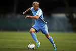 18 October 2013: North Carolina's Verneri Valimaa. The University of North Carolina Tar Heels hosted the Syracuse University Orangemen at Fetzer Field in Chapel Hill, NC in a 2013 NCAA Division I Men's Soccer match. UNC won the game 1-0.