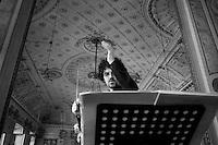 Teatro Sociale, Como, maestro del coro , Carlos Chamarro