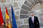 Prince Felipe of Spain attends the 'Principe de Viana' 2013 award .June 06,2013. (ALTERPHOTOS/Acero)