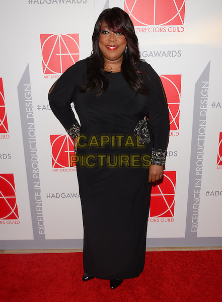 31 January 2015 - Beverly Hills, Ca - Loni Love. 19th Annual Art Directors Guild Excellence in Production Design Awards held at The Beverly Hilton Hotel.  <br /> CAP/ADM/BT<br /> &copy;Birdie Thompson/AdMedia/Capital Pictures