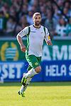 Stockholm 2013-06-23 Fotboll Superettan , Hammarby IF - &Auml;ngelholms FF :  <br /> Hammarby 10 Kennedy Bakircioglu <br /> (Foto: Kenta J&ouml;nsson) Nyckelord:  portr&auml;tt portrait