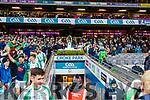 Diarmuid O'Connor, The Na Gaeil  celebrate following the AIB GAA Football All-Ireland Junior Club Championship Final match between Na Gaeil and Rathgarogue-Cushinstown at Croke Park on Saturday.
