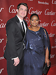 Octavia Spencer and Tate Taylor  attends the 2012 Palm Springs International Film Festival Awards Gala held at The Palm Springs Convention Center in Palm Springs, California on January 07,2012                                                                               © 2012 Hollywood Press Agency