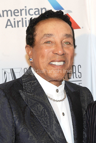 NEW YORK, NY - JUNE 15 :  Smokey Robinson attends the 2017 Songwriters Hall Of Fame Gala at the Marriott Marquis Hotel on June 15, 2017 in New York City. Photo by John Palmer/MediaPunch