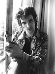 Willy DeVille of Mink DeVille 1977.© Chris Walter.